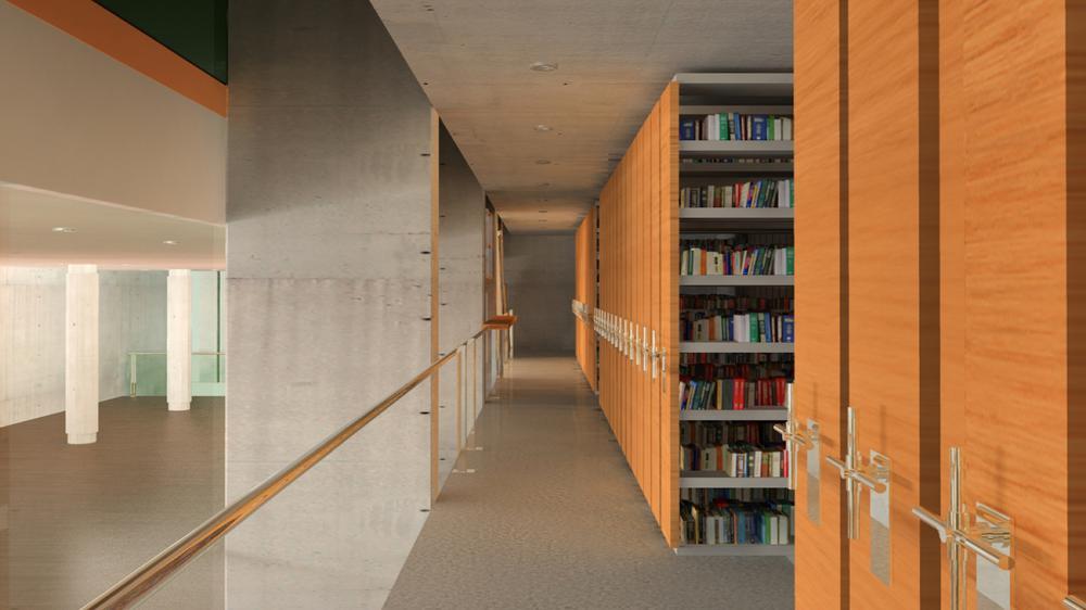 biblioteca argentina reinauguracion