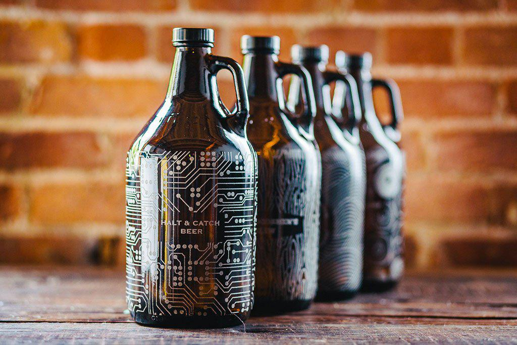 Growler Garage Funes