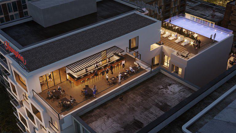 Hampton by Hilton Rosario 1