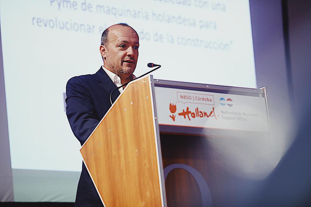 Gabriel Pierre, CEO de Brimax