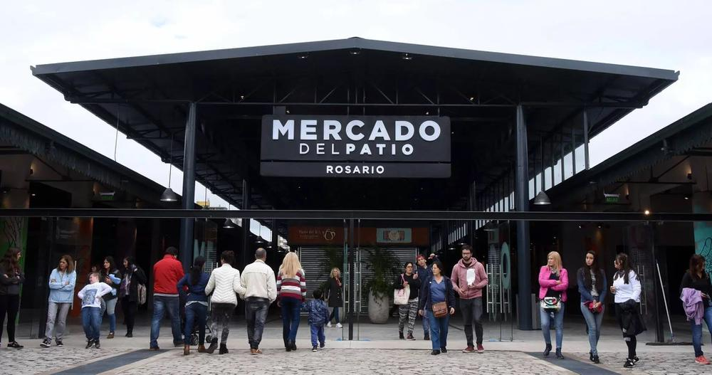 Mercado del patio rosario