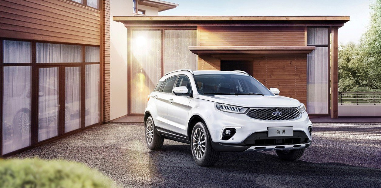 suv ford territory