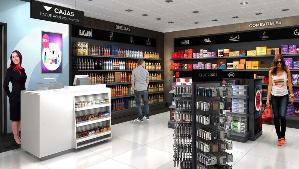 free shop aeropuerto rosario